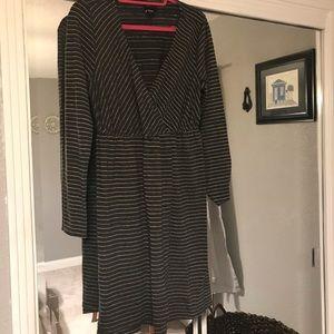 Torrid Plus Size Sweater Dress